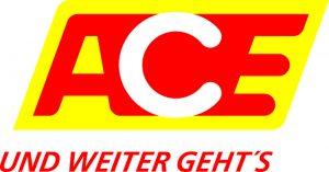 Logo-Herausgeber: ACE Auto Club Europa Copyright: ACE