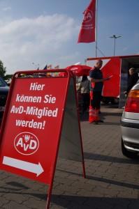 AvD Mitglied werden Automobilclub Kundenbetreuung