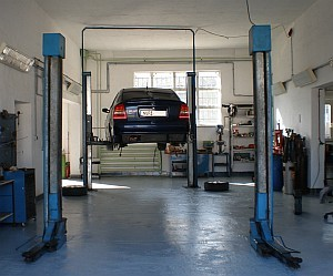 Restauration und Fahrzeugaufbereitung für AvDKunden auch Mobilitaetsgarantie-Rostock